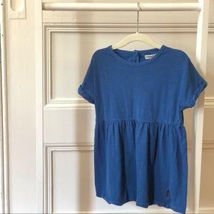 Imps & Elves organic cotton blue dress